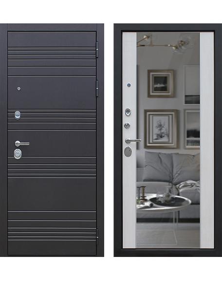Дверь АСД Дуэт с зеркалом