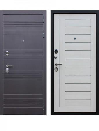 Дверь АСД Дуэт Белая лиственница