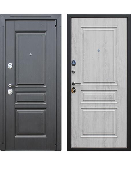 Дверь АСД Гермес Сосна белая