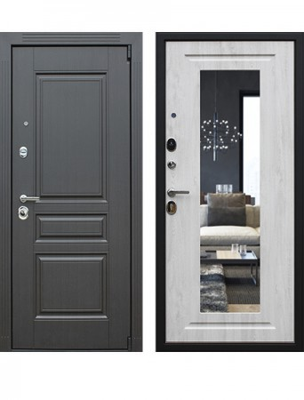Дверь АСД Гермес с зеркалом ELIT