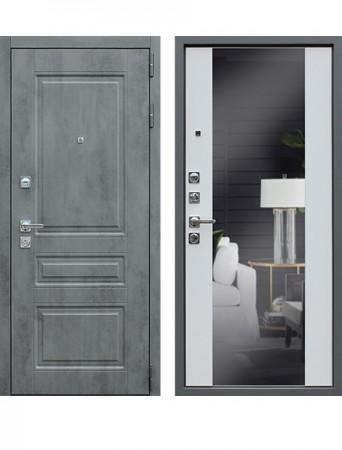 Дверь АСД Лира с зеркалом