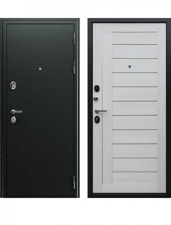 Дверь АСД Соло Белая лиственница