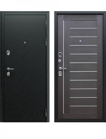 Дверь АСД Соло Орех рифленый