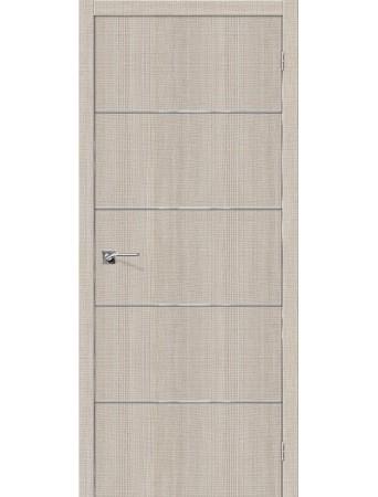 Дверь Порта-50А Капучино Кросскут