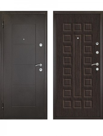 Дверь Дверной Континент Квадро венге