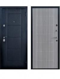 Дверь Дверной Континент Квадро 2 Лиственница серая