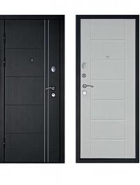 Дверь Дверной Континент Тепло Люкс Беленый дуб
