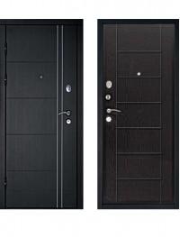 Дверь Дверной Континент Тепло Люкс Венге