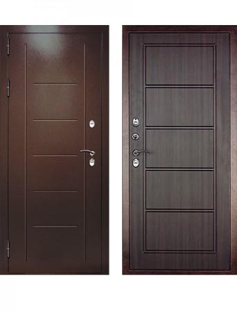 Дверь Дверной Континент Термаль Экстра венге