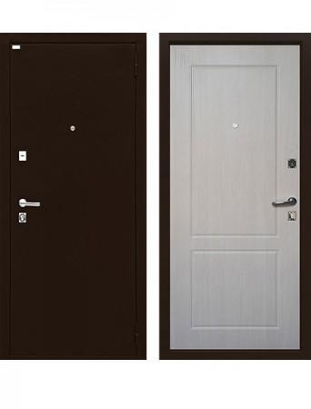 Дверь Ратибор Форт Люкс Капучино