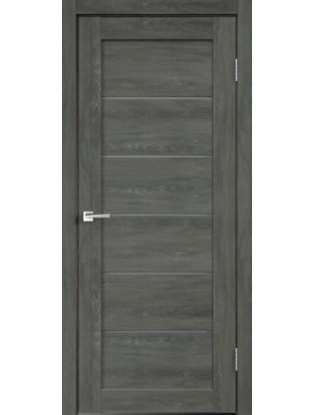 Дверь Linea 1 Дуб шале графит
