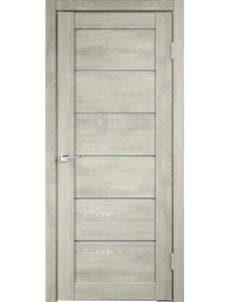 Дверь Linea 1 Дуб шале седой