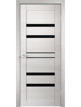 Дверь Linea 6 Дуб белый поперечный
