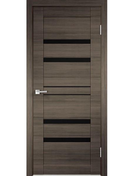 Дверь Linea 6 Дуб серый поперечный