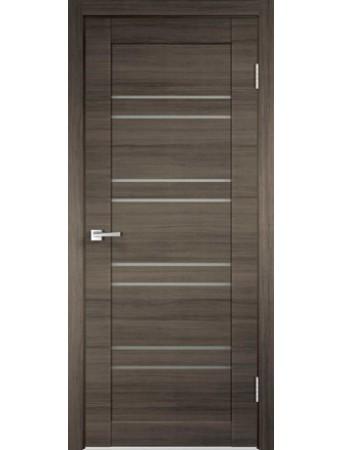 Дверь Linea 8 Дуб серый поперечный