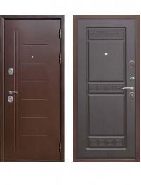 Дверь 10 см Троя Антик Венге