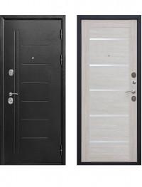 Дверь 10 см Троя Серебро Лиственница беж