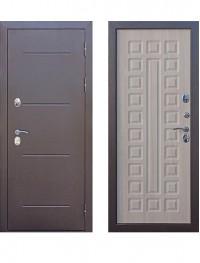 Дверь 11 см ISOTERMA медный антик Лиственница мокко