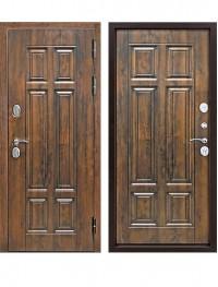 Дверь 13 см ISOTERMA Винорит Грецкий орех