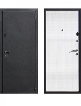 Дверь 7.5 см Гарда муар Белый ясень