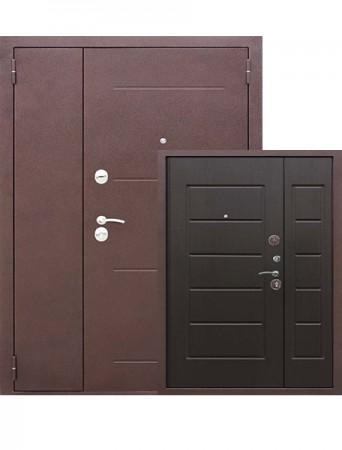 Дверь 7.5 см Гарда Двухстворчатая Венге