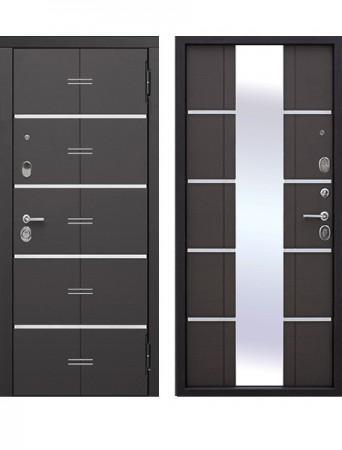 Дверь 9.5 см Европа Венге