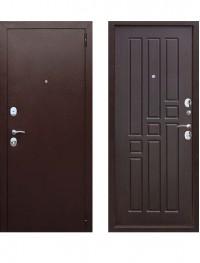 Дверь Гарда 8 мм Венге