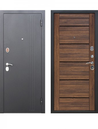 Дверь 7.5 см Нью Йорк дуб санремо темный