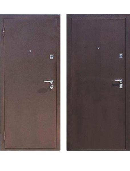 Дверь Стройгост 7-2 металл