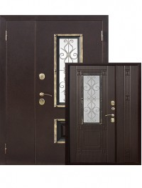 Дверь Венеция Венге 1200*2050