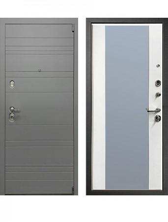 Дверь Гранит С9 Зеркало