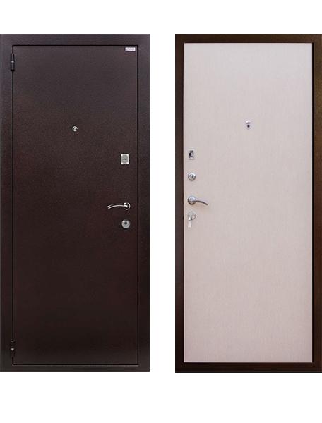 Дверь Гранит М2-М Беленый дуб
