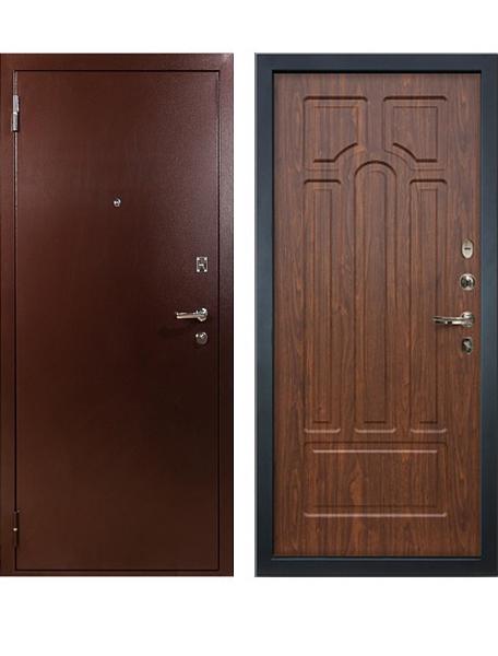 Дверь Лекс 1А Береза мореная