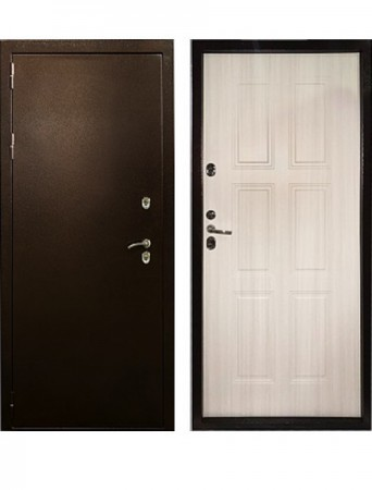 Дверь Лекс Стандарт Сандал белый
