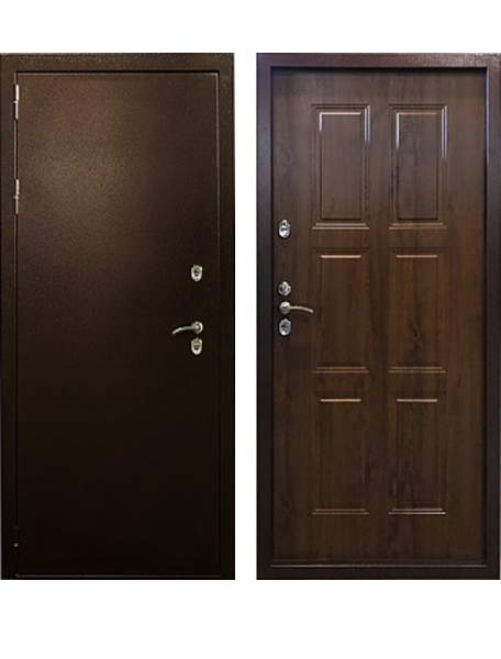 Дверь Лекс Стандарт Грецкий орех