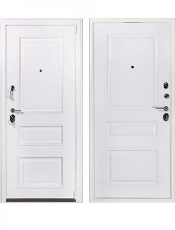 Дверь Райтвер Прадо муар белый