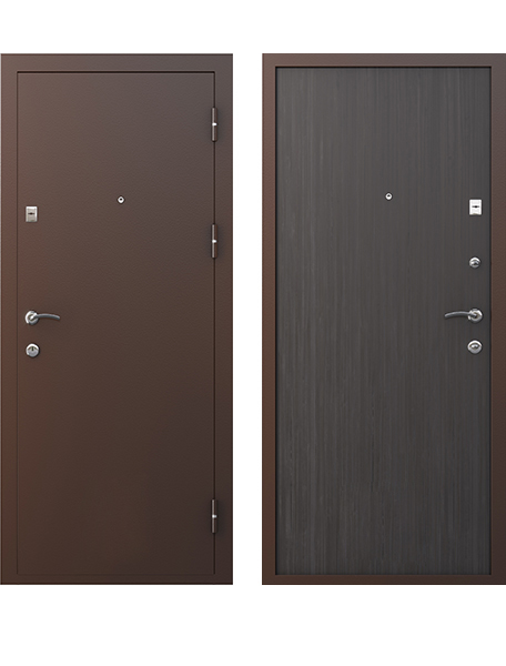 Дверь Sigma 3 Венге
