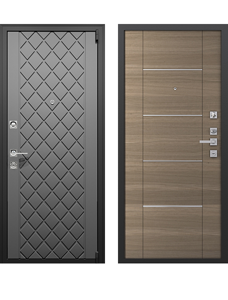 Дверь Sigma Титан Дуб тоскано